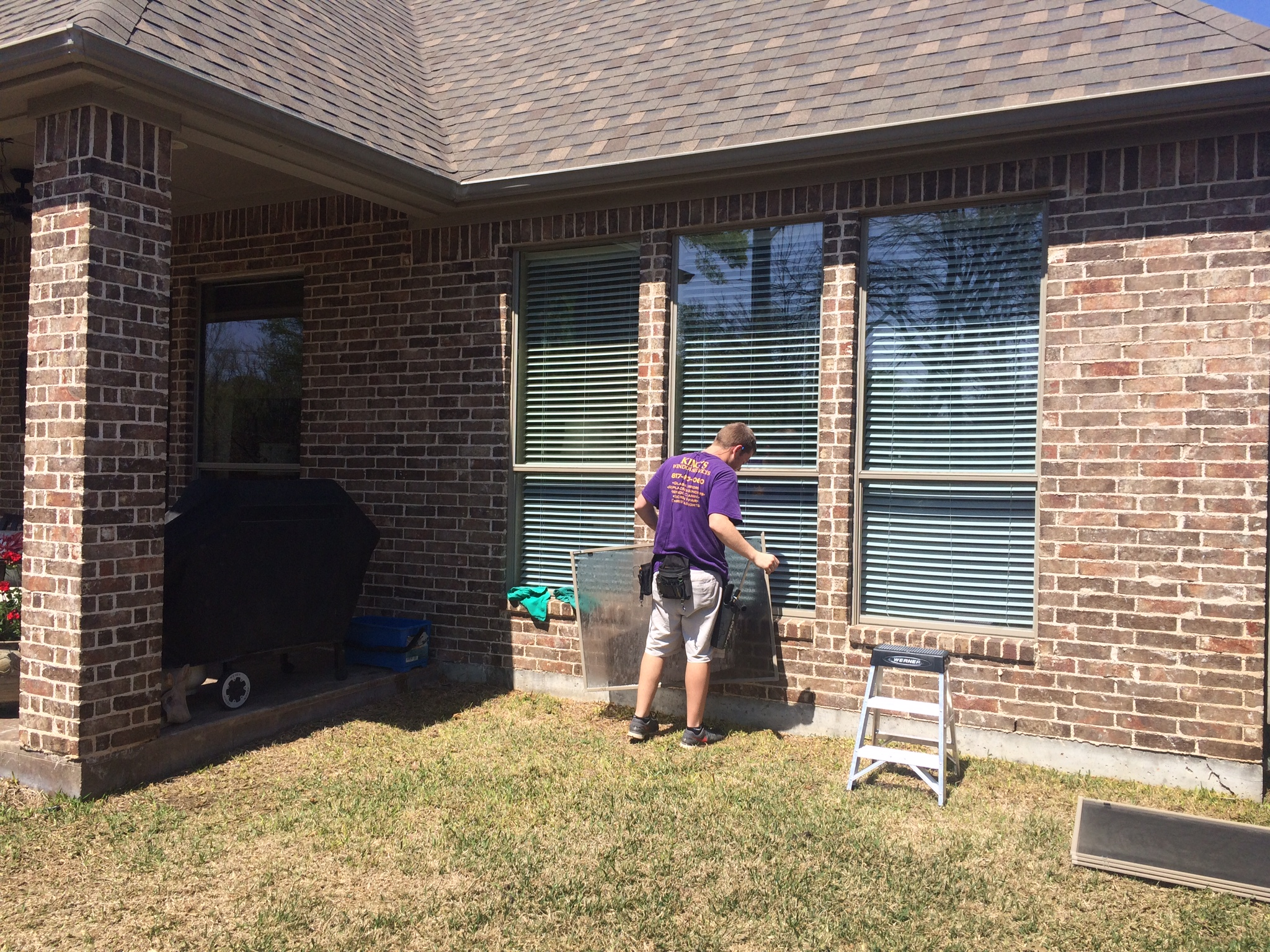 window cleaning north richland hills king u0027s window services